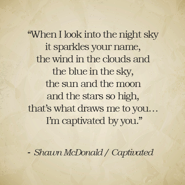 Shawn McDonald / Captivated